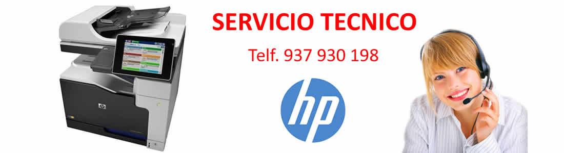 reparar impresora hp en barcelona