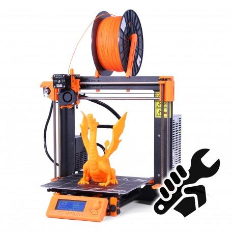 Asistencia reparacion impresoras 3D
