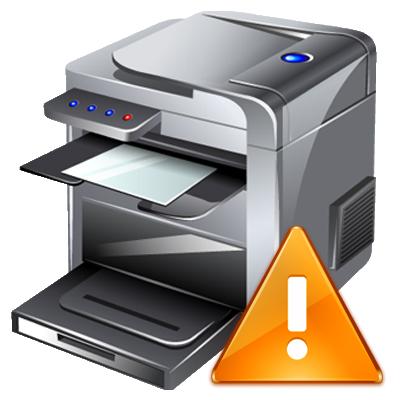 error al imprimir