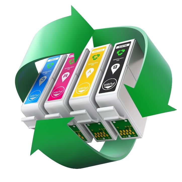 reciclaje de toner 2019