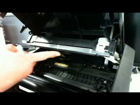 problema error cabezal impresora oki