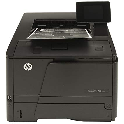 LaserJet Pro 400 M401 79 error apague enciender