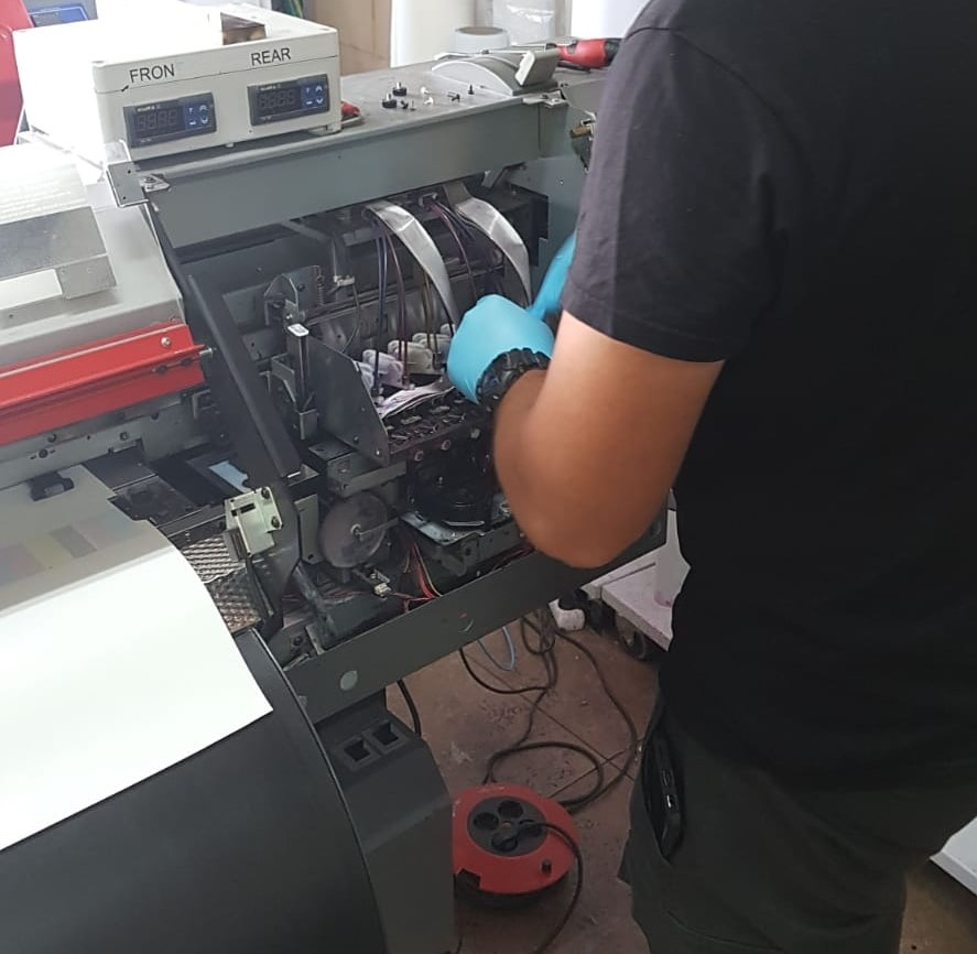 servicio tecnico plotter soljet catalunya
